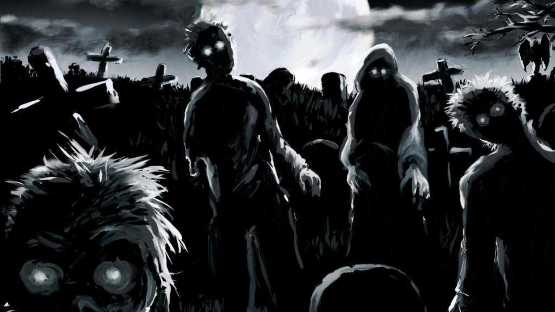 Wallpaper de Zombies