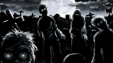 Wallpaper de Zombies